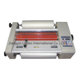China Suppliers Wholesale Pouches Hot Laminator 6 Rollers Lw-330r/Lw-450r pictures & photos