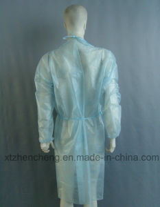 nonwoven Fabric Disposable Medical Suppliers Sterile Surgical Gown