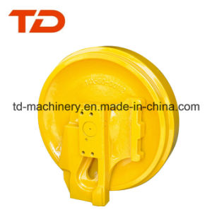 Daewoo Dh55/60 Front Idler Guide Roller for Excavator Construction Undercarriage Parts