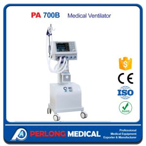 China Supplier Nanjing Factory Transport Medical Ventilator pictures & photos
