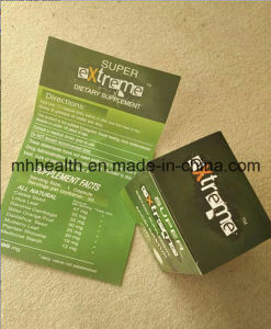 Natural Super Extreme Dietary Supplement Weight Loss Slimming Pill pictures & photos