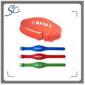 China RFID Wristband Tag pictures & photos