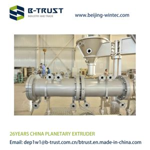 Planetary Screw Extruder Machine for PVC Calendaring with Durable Quality pictures & photos
