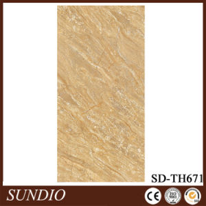 Stone Grain Surface Excellent Design Pattern Marble Grain Full Glazed Porcelain Floor Tile pictures & photos