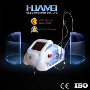 Portable 980nm Diode Laser Vasular Removal Beauty Machine pictures & photos