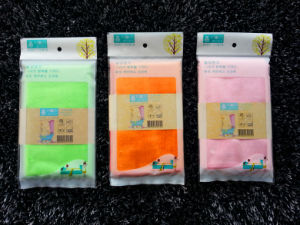 No Drop Strags Cleaning Face Towel Microfiber Cleaning Cloths Towel China Factory Supplier pictures & photos