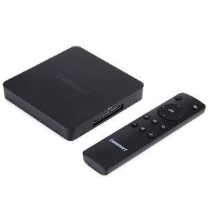Original Tronsmart Vega S95 Telos Android TV Box Amlogic S905 Quad Core 2.0GHz 2g/16g 2.4G/5GHz Dual WiFi H. 265 4k2k Uhd 3D SATA