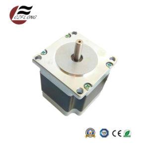 1.8deg NEMA23 Stepping Motor for CNC Engraving Machine 12 pictures & photos