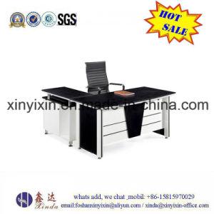 Modern Melamine Furniture MDF Clerk Office Desk (SD-008#) pictures & photos