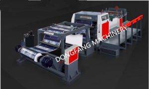 Cut to Register Mark Rotary Sheeter Machine pictures & photos