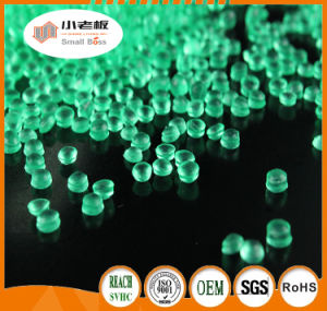 Rigid and Transparent PVC Granules pictures & photos