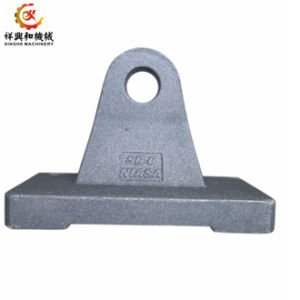 ISO 9001: 2008 Qingdao Metal Iron Green/ Resin Aluminum Sand Casting pictures & photos