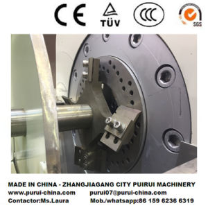 Plastic Squeezer for Plastic Recycling Washing Dewatering pictures & photos