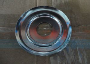 Single Decorative Plate, Steel in Zinc pictures & photos