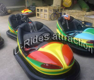 Indoor and outdoor Inflatable Bumper Car Race Track For bumper car pictures & photos
