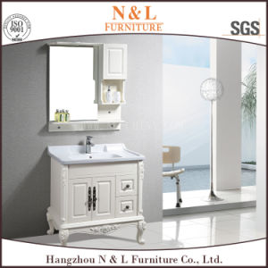 Modern Home Furniture PVC Bathroom Vanity pictures & photos