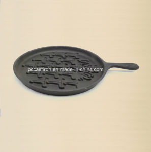 Preseasoned Cast Iron Baking Pan pictures & photos