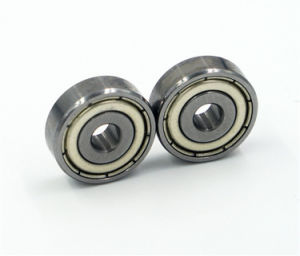 Custom High Quality Deep Groove Ball Bearing 608zz 608 2RS Skate pictures & photos