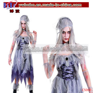 Holiday Decoration Halloween Carnival Costume Monster Ghost Skull (C5069) pictures & photos