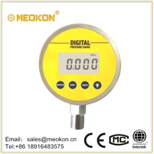 304 Stainless Steel Medical Use Digital Pressure Gauge pictures & photos