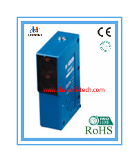 Diffuse Reflection DC AC Nc Photoelectric Switch Sensor with 80cm Sensing Distance pictures & photos