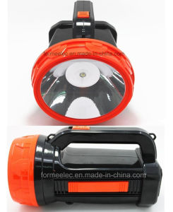 1 LED 3W LED Torch Rechargeable Portable LED Flash Light pictures & photos