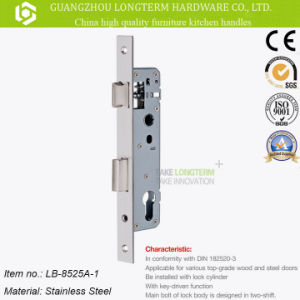 International Standard Door Handle Lockbody Cylinder pictures & photos