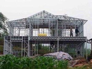 New Trend Steel Material Building Villa pictures & photos
