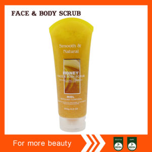 Hot Selling Whitening and Moistuzing Exfoliate Skin Face and Body Scrub pictures & photos