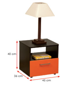 Wooden Wardrobe /Nightstands /Shoes Case /Side Cabinet (HX-DR067) pictures & photos