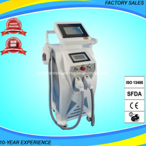 2017 Latest Beauty Platform Laser Hair Removal Shr IPL Hifu pictures & photos