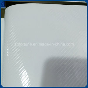 Dull Matte Cross Grain  Ground Cover PVC Film pictures & photos