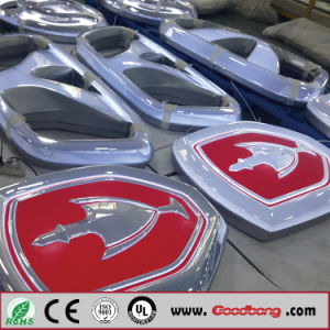 New Design Advertising LED Car Logo pictures & photos