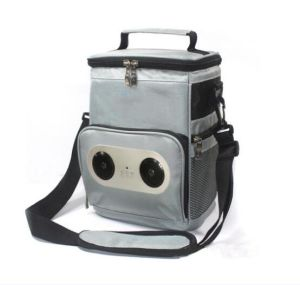 OEM Bluetooth Speaker Cooler Bag for Outdoor Travelling, Waterproof Picnic Cooler Bag Beach pictures & photos