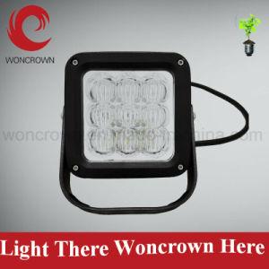 27W 4D LED Work Lights 12V 24V CREE Offroad Forklift Car Spotlight Excavator ATV Lamp Tractor Truck Light Boat UTV Spot Beam pictures & photos