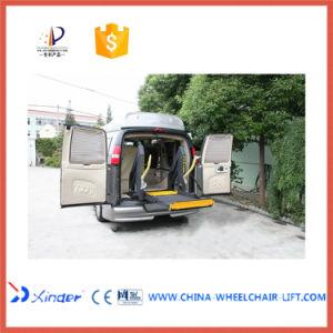 Electric Wheelchair Hoist Wheelchair Lift for Van (WL-D-880U-1150) pictures & photos