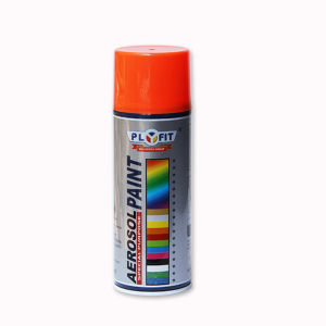 Colorful Reflective Pigment Aerosol Fluorescent Spray Paint pictures & photos