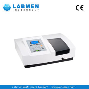 Visible Spectrophotometer, 320-1000nm, Auto Wavelength, LCD pictures & photos