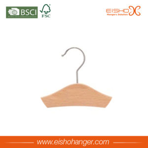 Good Beech Wood Affordable Wooden Pants Hanger pictures & photos