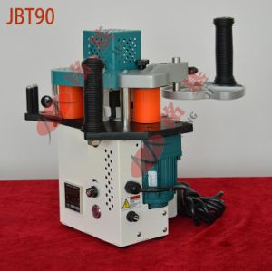 Portable Manual Edge Banding Machine for Woodworking pictures & photos