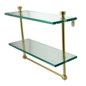 Hot Painted Art Furniture Shelf Tempered Glass /Toughened Glass Shelf Glass pictures & photos