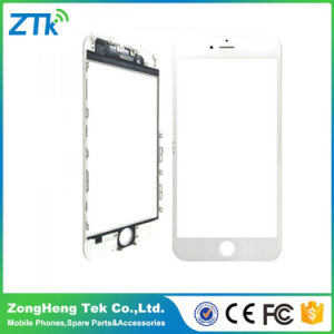 Phone Front Glass with Frame for iPhone 7 Plus White pictures & photos