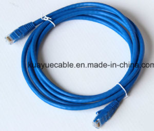 CAT6 Gigabit Ethernet Cable with RJ45//Computer Cable/ Data Cable/ Communication Cable/ Connector/ Audio Cable pictures & photos