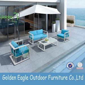 2016 Hot Sale Aluminum Frame Sofa Set Outdoor Furniture