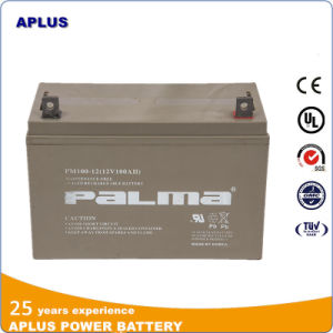 New Generation Product Solar Batteries 12V 100ah for Power Station pictures & photos