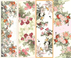Hot Sale Digital Printed Chiffon Head Scarf (C-004) pictures & photos