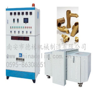 Hot Sale Line-Frequency Cored Induction Furnace pictures & photos
