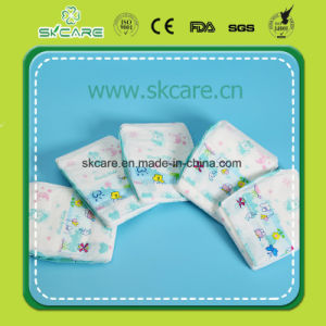 Cheap Breathable Disposable Basic Baby Diapers for Wholesale pictures & photos
