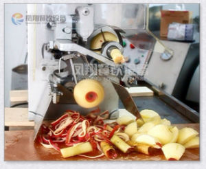 Commercial Pineapple Apple Peeling and Separating Machine, Fruit Peeler (FXP-22) pictures & photos