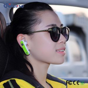 Best Selling Invisible Mini Wireless Noise Cancelling Headphone Business Bluetooth Earphone for Driving